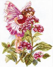 """Набор для вышивания 2-12 """"Принцесса лета"""" 24х34см"""