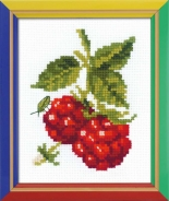 """Набор для вышивания НВ-143 """"Сладкая ягода"""" 13х16см"""