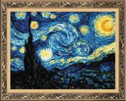 """Набор для вышивания 1088 """"Звездная ночь"""" 40х30 см"""