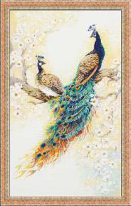 """Набор для вышивания 100-029 """"Персидский сад"""" 30х50см"""